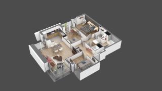 appartement 02 de type T4