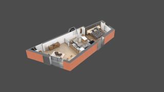 appartement 05 de type T2