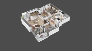 appartement 06 de type T4