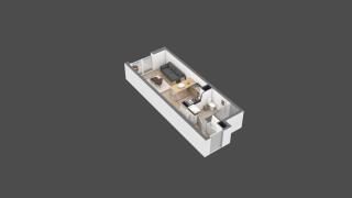 appartement 07 de type T1