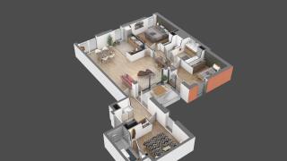 appartement 08 de type T4