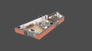 appartement 09 de type T2