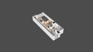 appartement 11 de type T1
