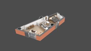 appartement 13 de type T2